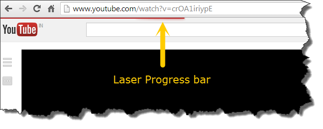 progress bar to WordPress website