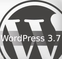 new features of wordpress 3.7