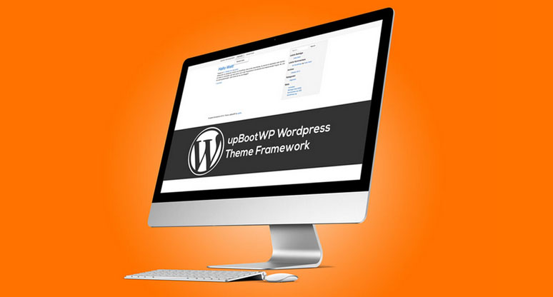 WordPress Bootstrap Theme Framework